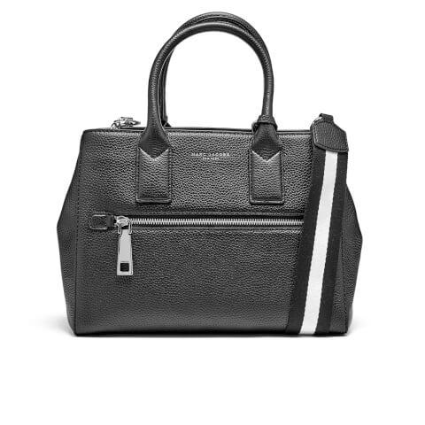 Marc Jacobs Women's Gotham Sport Strap Leather Tote Bag - Black