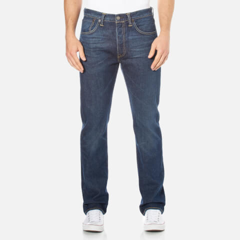 Levi's Men's 501 Original Fit Jeans - Chip