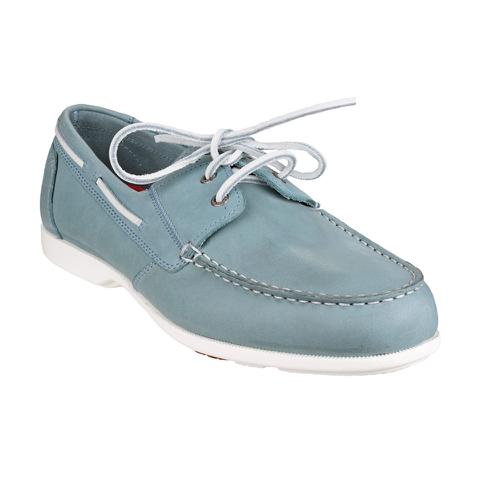 Rockport Men's Summer Sea 2-Eye Boat Shoes - Light Blue