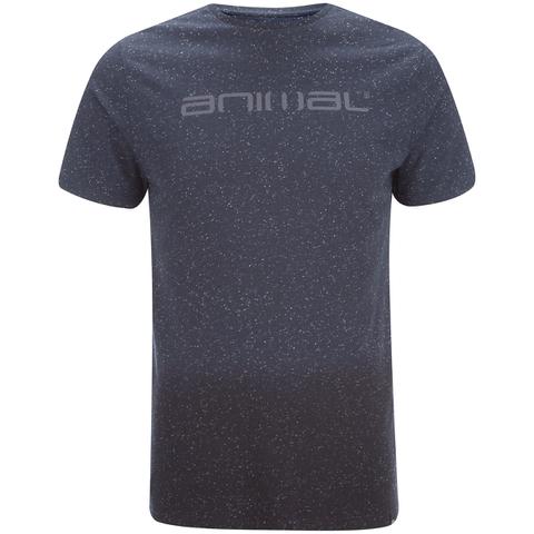 Animal Men's Spacey T-Shirt - Total Eclipse Navy