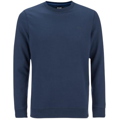Animal Men's Payne Sweatshirt - Total Eclipse Navy