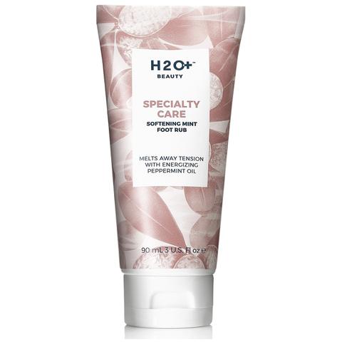 H2O+ Beauty Specialty Care Softening Mint Foot Rub 3 Oz