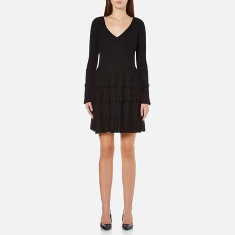 Diane von Furstenberg Women's Sharlynn Dress - Black