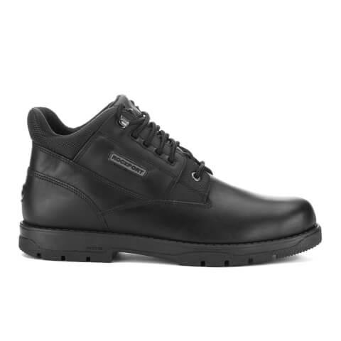 Rockport Men's Treeline Hike Plain Toe Boots - Black