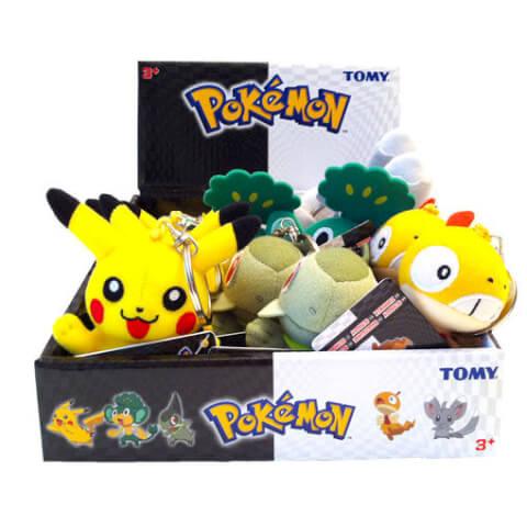 My Geek Box Pokemon Plush Keyring