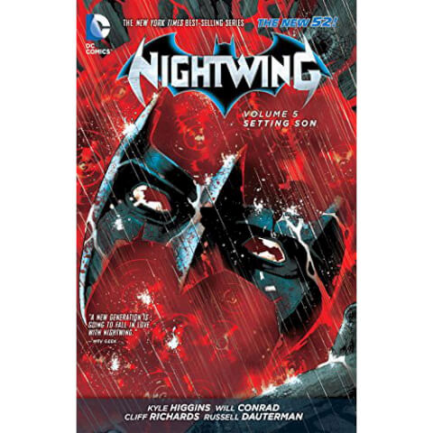 Nightwing: Setting Son - Volume 5 Graphic Novel