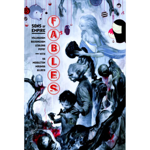 Fables: Sons of Empire - Volume 9 Graphic Novel