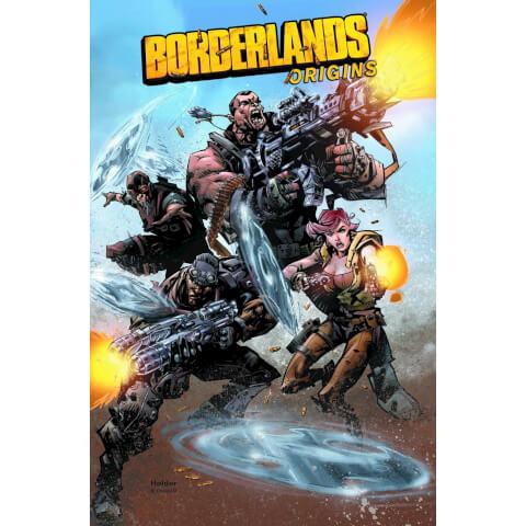 Borderlands: Origins - Volume 1 Graphic Novel