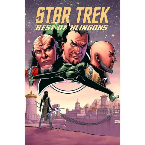 Star Trek: Best of Klingons Graphic Novel