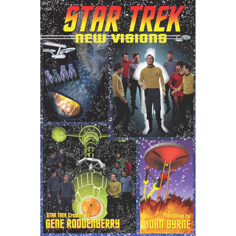 Star Trek: New Visions - Volume 2 Graphic Novel