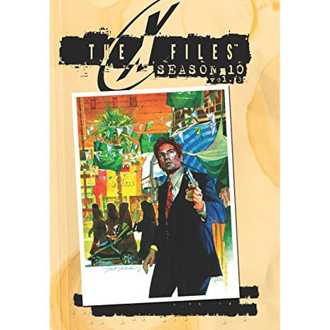 The X-Files: Season 10 - Volume 3 Graphic Novel