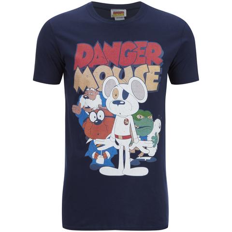 Danger Mouse Men's T-Shirt - Navy