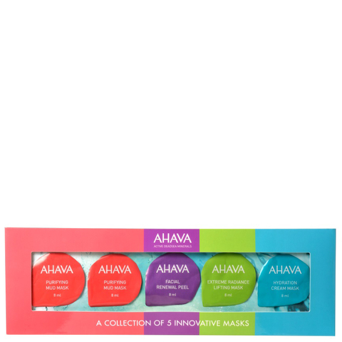 AHAVA Flawless Face Mask Set