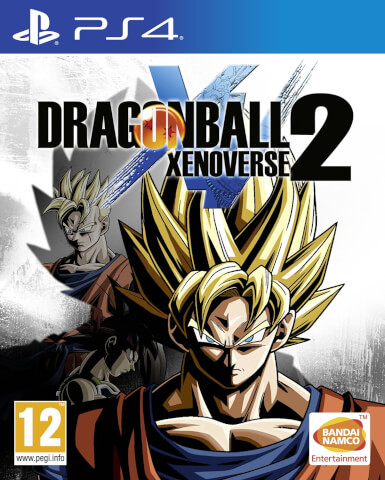 Dragon Ball Xenoverse 2: Deluxe Edition