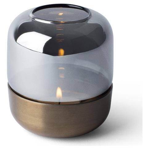 Menu Fire Hurricane Candle Holder - Antique Copper