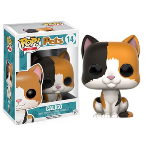 Pop! Pets Calico Pop! Vinyl Figure