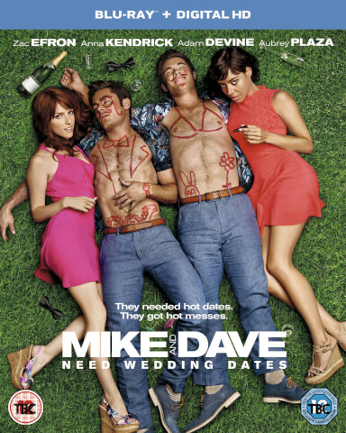 Mike and Dave Need Wedding Dates (Includes UltraViolet Copy)