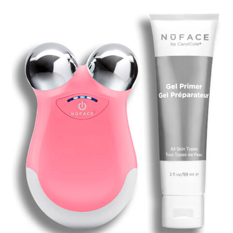 NuFACE Mini Facial Toning Device - Pinktini