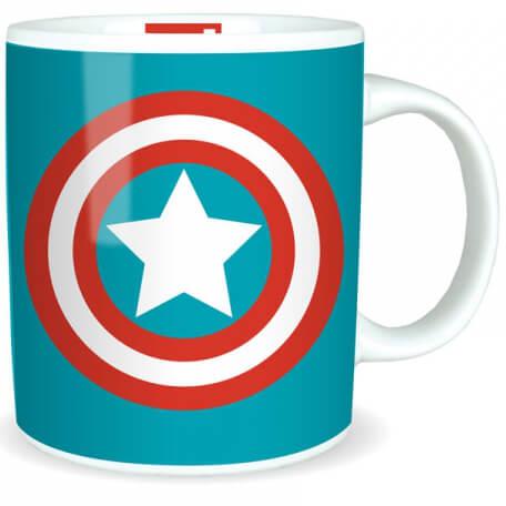 Marvel Captain America Mug