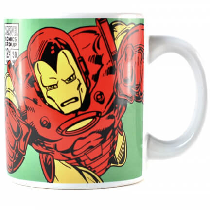 Marvel Iron Man Mok