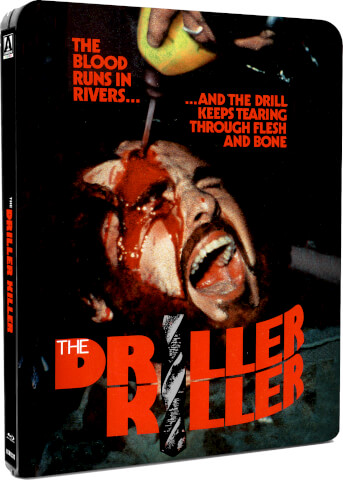 The Driller Killer - Limited Edition Steelbook
