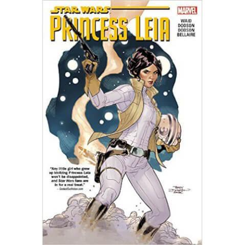 Star Wars: Princess Leia Paperback Graphic Novel