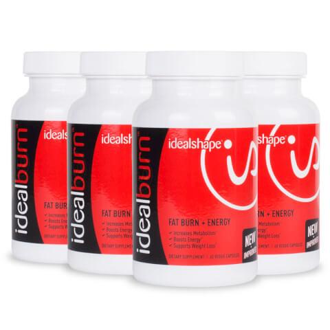 IdealBurn 4 Bottles