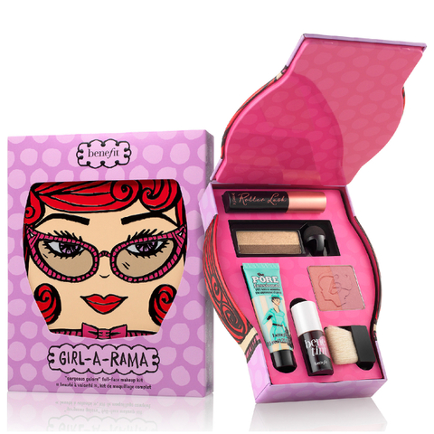benefit Girl A Rama Collection (Worth £42)