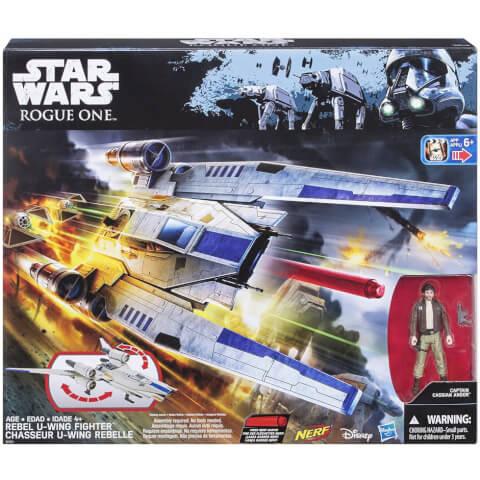 Star Wars: Rogue One Rebel U-Wing Fighter Vehicle