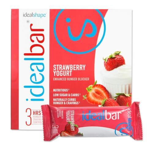 IdealBar Strawberry Yogurt