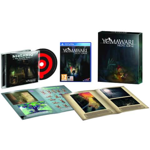 Yomawari: Night Alone + htoL#NiQ: The Firefly Diary - Limited Edition