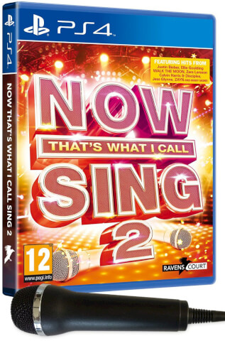 Now That's What I Call Sing 2