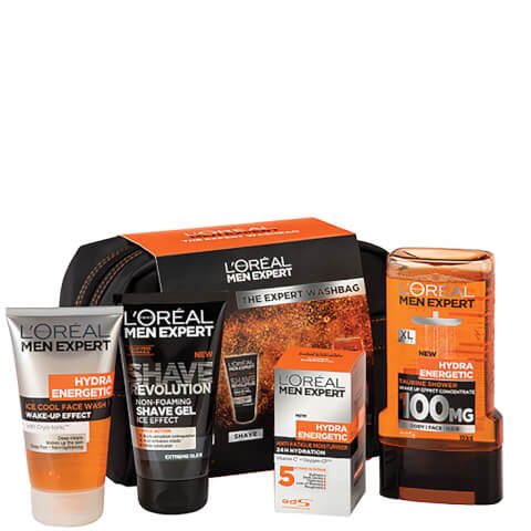 L'Oréal Paris Men Expert Expert Wash Bag Gift Set