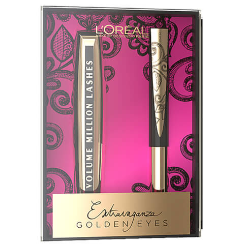 L'Oréal Parisian  Golden Eyes Lote de Regalo