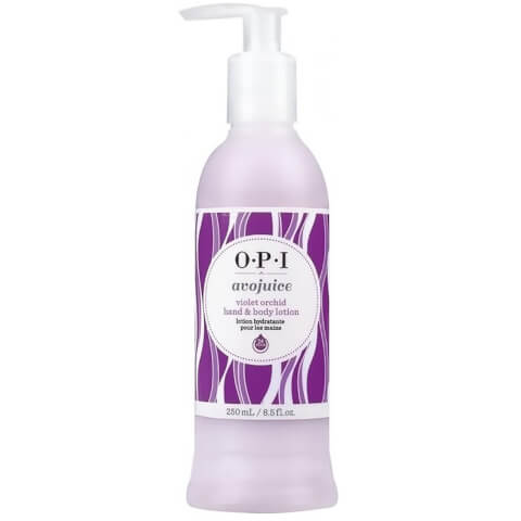 OPI Violet Orchid Avojuice Hand & Body Lotion