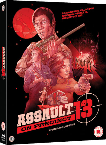Assault On Precinct 13: 40th Anniversary Edition