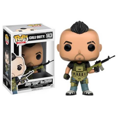 Call of Duty John SOAP MacTavish Pop! Vinyl Figure