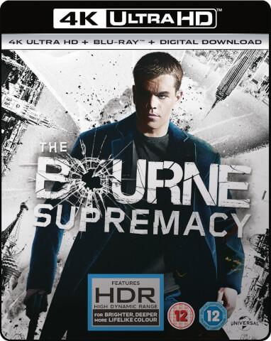 The Bourne Supremacy - 4K Ultra HD