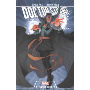 Doctor Strange: Strange Origin Graphic Novel