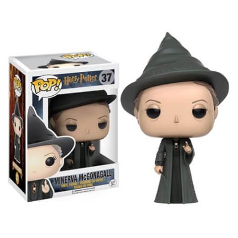Harry Potter Minerva McGonagall Pop! Vinyl Figure