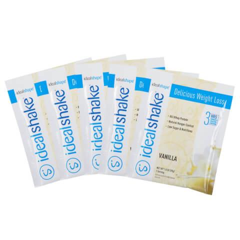 5 IdealShake Vanilla Samples