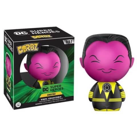 DC Super Heroes Sinestro Dorbz Figuur