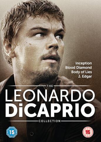 Leonardo Di Caprio - 4 Film Collection