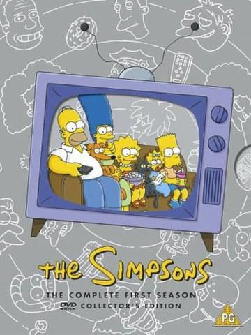 The Simpsons - Seizoen 1 Box Set - Compleet