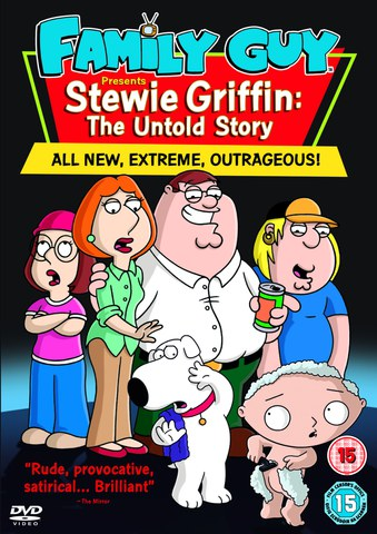 Family Guy Presents: Stewie Griffin The Untold Story