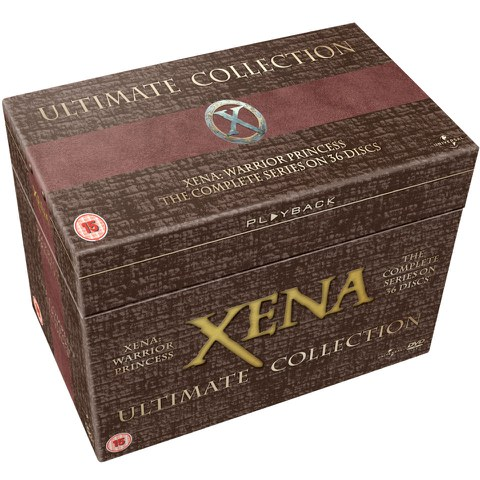 Xena: Warrior Princess - The Ultimate Collection [36DVD]