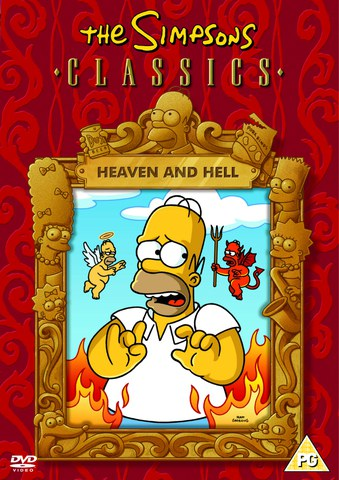 The Simpsons Classics - Heaven And Hell	The Simpsons 'Classics' - Heaven And Hell