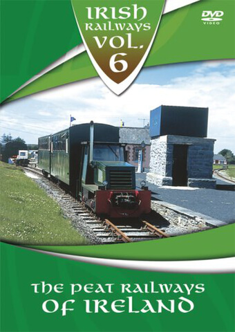Irish Railways - Peat Railways Of Ireland