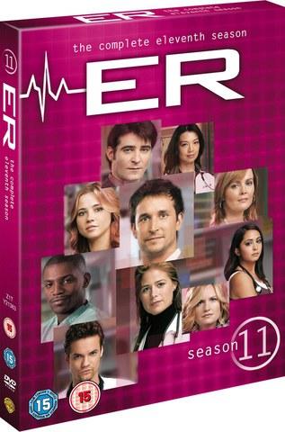 E.R. - The Complete 11th Season