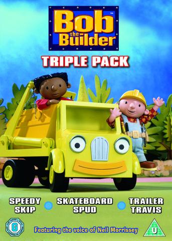 Bob the Builder - Triple
